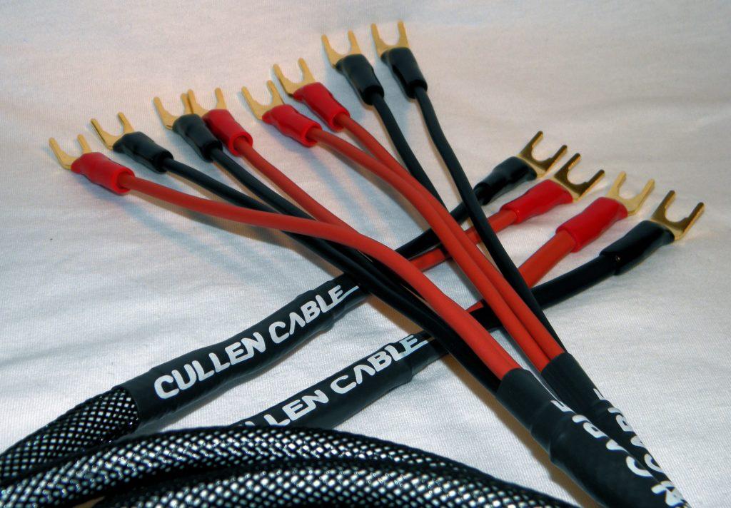 copper speaker cables cullen cable. Black Bedroom Furniture Sets. Home Design Ideas
